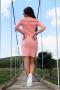 Рокля Pink Caramella 012366 5
