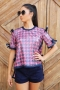 Blouse Pink Sequins 022249 2