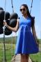 Рокля Blue Alex 012372 3