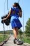Рокля Blue Alex 012372 2