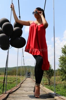 Туника Red Silk
