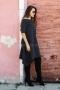Dress Dark Gray 012382 4