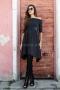 Dress Dark Gray 012382 5