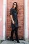 Dress Dark Gray 012382 6