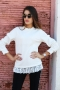 Blouse White Lace 022254 4
