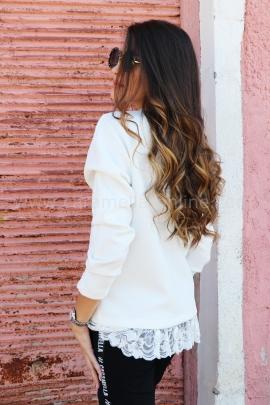 Блуза White Lace