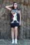 Рокля Black Moschino 012385 1