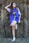 Рокля Daffy Moschino 012386 3