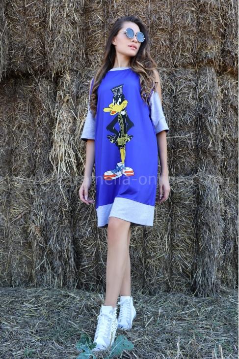 Рокля Daffy Moschino 012386