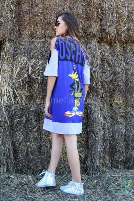 Рокля Daffy Moschino