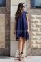Dress Blue Ann 012390 3