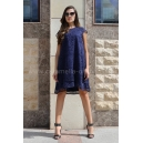 Dress Blue Ann