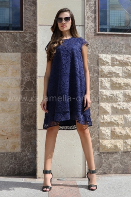 Dress Blue Ann