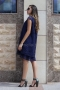 Dress Blue Ann 012390 4