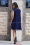 Dress Blue Ann 012390 2