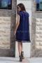 Dress Blue Ann 012390 2