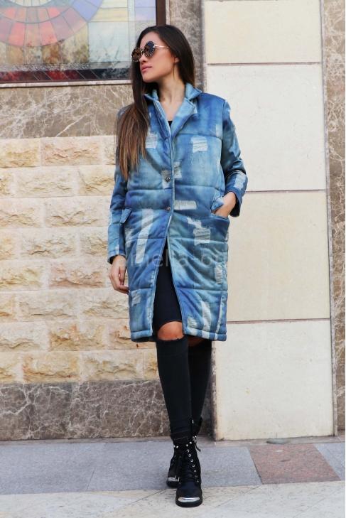 Jacket Denim Lux 062030