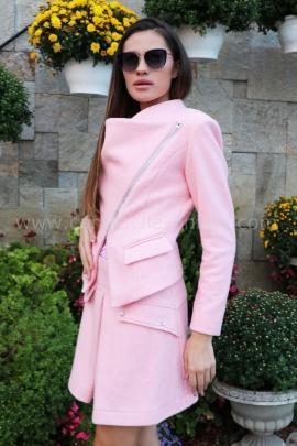 Blazer Pink Cashmire