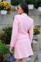 Blazer Pink Cashmire 052038 4