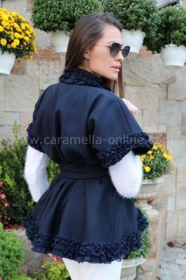 Палто Blue Cashmire