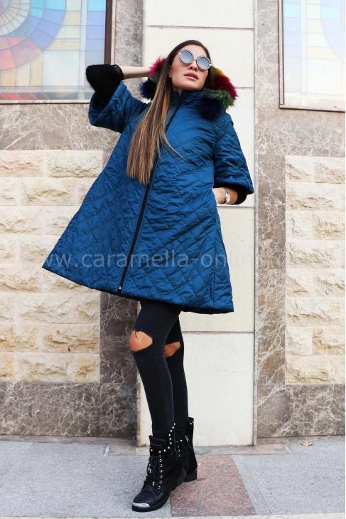 Jacket Blue City 062032