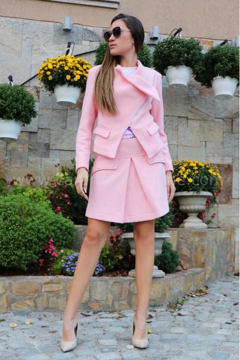 Set Pink Cashmere 082013