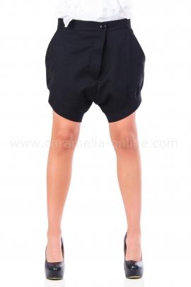 Черни къси панталонки