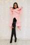 Coat Pink Susan 062034 5