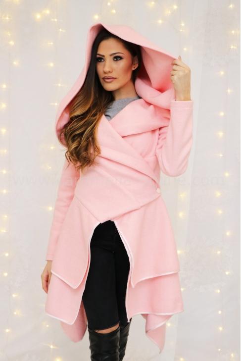 Coat Pink Susan 062034