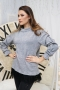 Tunic Gray Casual 22257 1