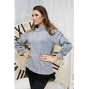 Tunic Gray Casual