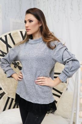 Tunic Gray Casual