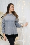 Tunic Gray Casual 22257 4