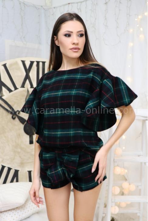 Блуза Christmas Time 022262