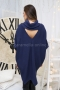 Tunic Blue Casual 022264 2