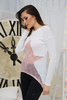 Tunic Pink Star
