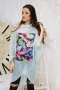 Tunic Blue Butterfly 022268 2