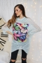 Tunic Blue Butterfly 022268 3