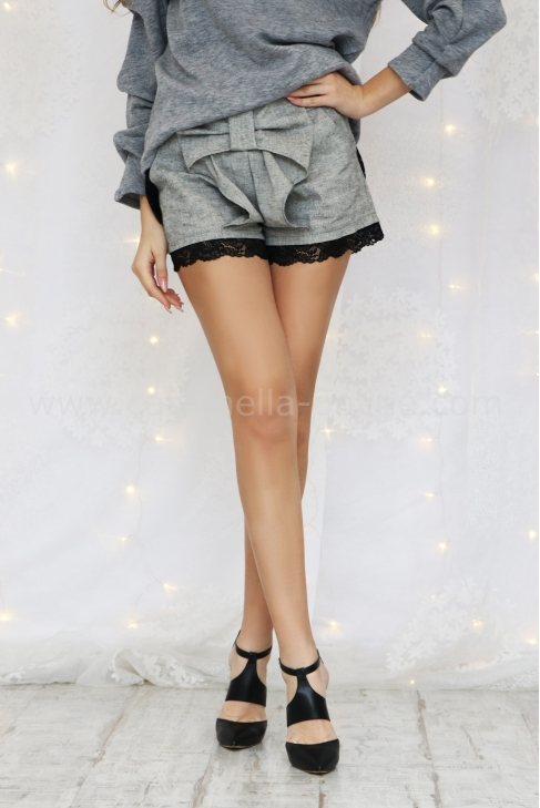 Панталон Gray Lace 032080
