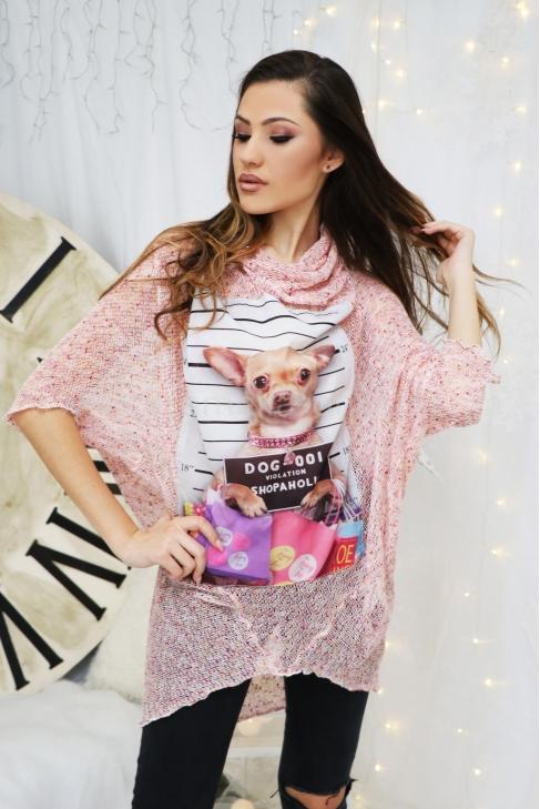 Туника Pink Dog 022269