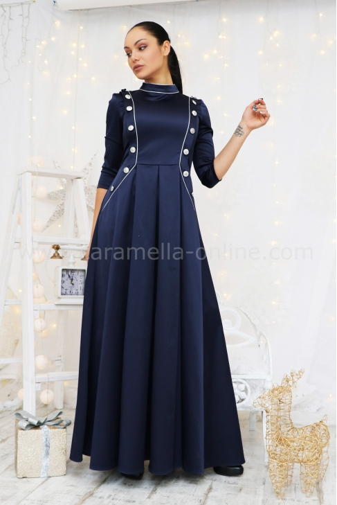 Dress Blue Candy 012394