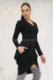 Dress Black Cotton 012397 4
