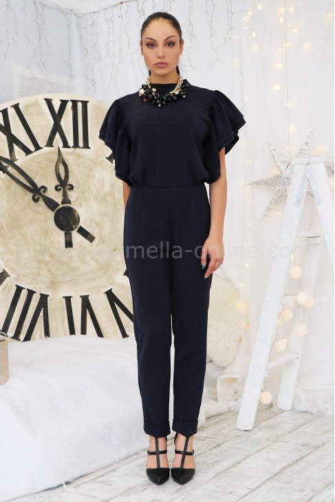 Jumpsuit Blue Vivian 042027