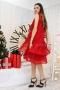 Рокля Red Lace 012401 2
