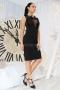 Dress Black to Lace 012404 2