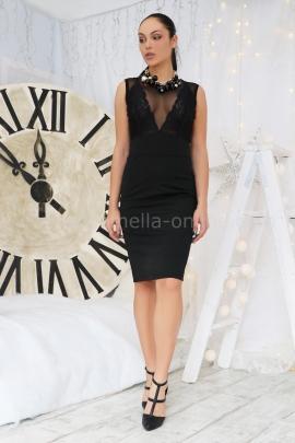 Dress Black to Lace