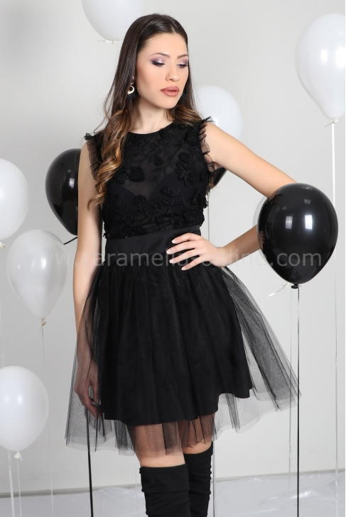 Dress Black Diamond 012409