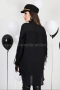 Shirt Black Fringes 022283 6