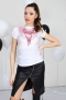 Blouse Pink Necklace 022286 4