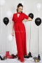 Jumpsuit In Red 042028 4